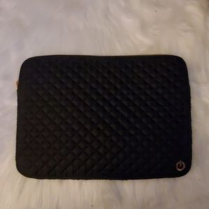 Laptop case 14 inches quilted
